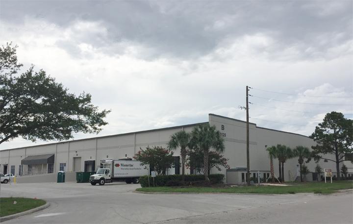 Orlando branch building